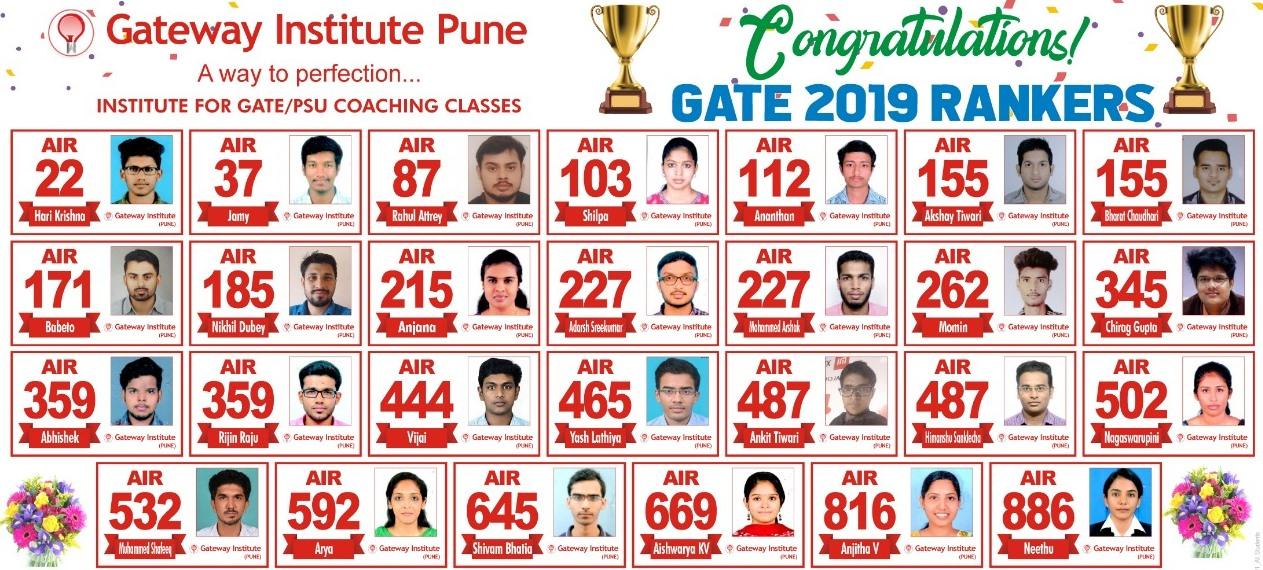 GATE Classes In Pune, Best GATE Coaching In India,Mumbai