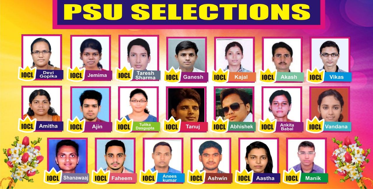 Gateway PSU Selections